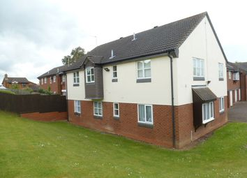 Thumbnail 2 bed flat for sale in Berneshaw Close, Corby