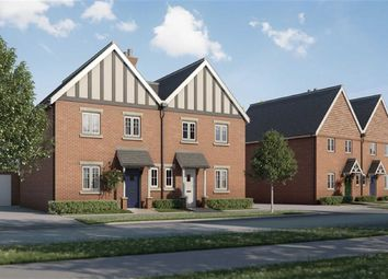 Thumbnail 3 bedroom semi-detached house for sale in Whittington Crescent, Wantage