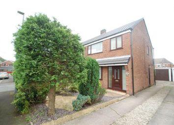 Thumbnail 3 bed semi-detached house for sale in Carlisle Crescent, Ashton-Under-Lyne