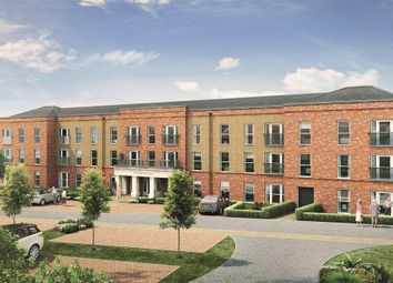 Thumbnail 2 bed flat for sale in Humphrey Court, The Oval, Stafford