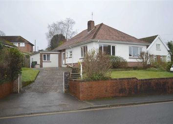 Thumbnail 3 bedroom detached bungalow for sale in Woodland Avenue, West Cross, Swansea