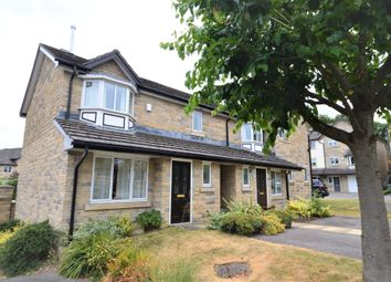 Thumbnail 2 bed end terrace house to rent in Bromley Bank, Denby Dale, Huddersfield