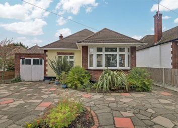 Thumbnail 3 bed detached bungalow for sale in Somerset Avenue, Westcliff-On-Sea