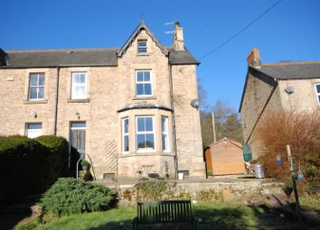 Thumbnail 5 bed semi-detached house for sale in Belmont Gardens, Haydon Bridge, Hexham