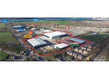 Thumbnail Warehouse for sale in Park 32, Park Road, Pontefract, West Yorkshire, UK