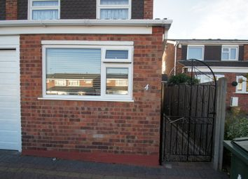 Thumbnail 1 bedroom semi-detached house to rent in Bryanston Close, Coventry