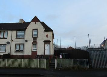 Thumbnail 2 bed flat to rent in Mcculloch Street, Uddingston