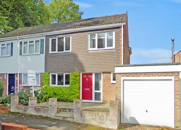 Thumbnail 4 bedroom semi-detached house for sale in Colne Way, Basingstoke