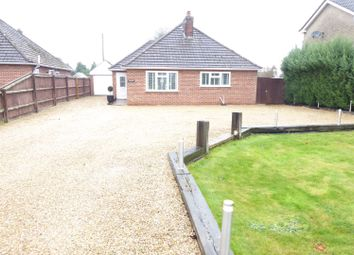 Thumbnail 3 bed detached bungalow to rent in Main Road, West Winch, King's Lynn