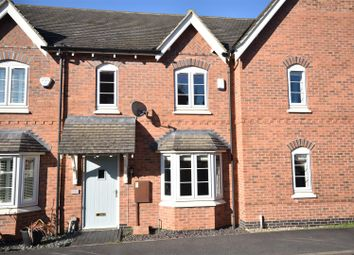 Thumbnail 3 bed terraced house for sale in Glengarry Way, Greylees, Sleaford