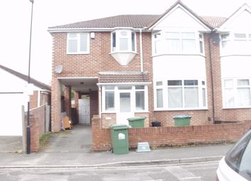 Thumbnail 7 bed detached house to rent in Sherborne Road, Highfield, Southampton