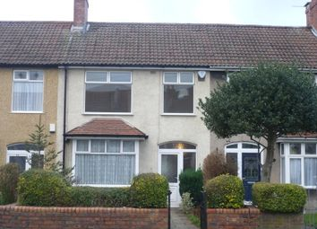 Thumbnail 3 bed flat to rent in Berkley Road, Fishponds Bristol