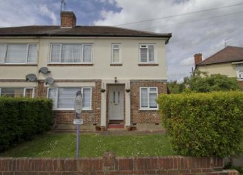 Thumbnail 2 bed flat to rent in Northdown Close, Ruislip, Middlesex