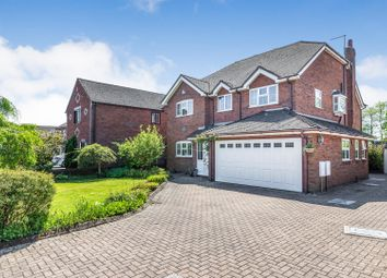 Thumbnail 5 bed detached house for sale in Sandy Hill, Werrington, Stoke-On-Trent