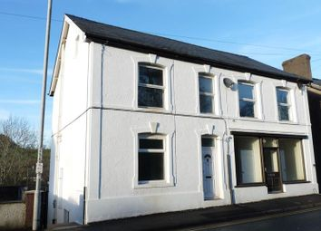 Thumbnail 3 bedroom semi-detached house to rent in High Street, Sennybridge, Brecon