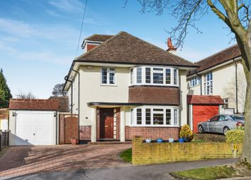 Thumbnail 5 bed detached house for sale in Hurst Way, South Croydon
