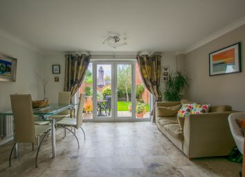 Thumbnail 3 bed semi-detached house for sale in Greenacre Way, Bishops Cleeve, Cheltenham