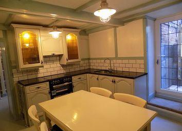 Thumbnail 1 bed flat to rent in Compton, Leek, Staffs