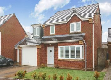 Thumbnail 4 bed detached house for sale in Hare Hill Road, Hyde, Greater Manchester