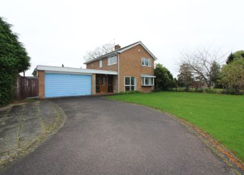 Thumbnail 4 bed detached house for sale in Montpellier Close, Styvechale, Coventry