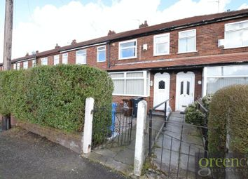 Thumbnail 2 bed terraced house to rent in Warrington Road, Blackley, Manchester