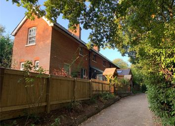 Railway Cottages, St. Johns Lye, Woking GU21. 3 bed semi-detached house for sale