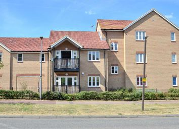 Thumbnail 1 bedroom flat for sale in Bedgebury Place, Kents Hill, Milton Keynes