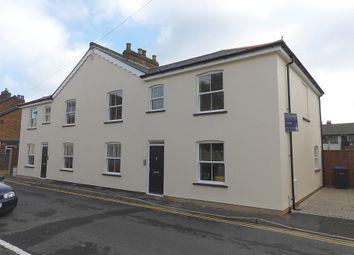 Thumbnail 2 bedroom flat to rent in Rusham Road, Egham