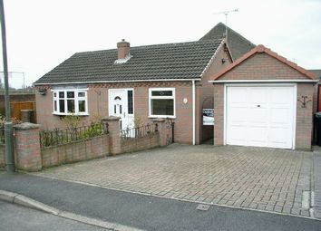 Thumbnail 2 bed bungalow for sale in The Paddock, Blackwell, Alfreton