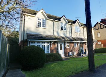 Thumbnail 3 bedroom semi-detached house for sale in Station Road, Puckeridge, Ware