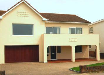 Thumbnail 4 bed detached house for sale in West Beach, Shoreham-By-Sea