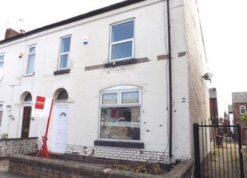 Thumbnail 4 bedroom end terrace house for sale in Wellington Road, Swinton, Manchester, Greater Manchester