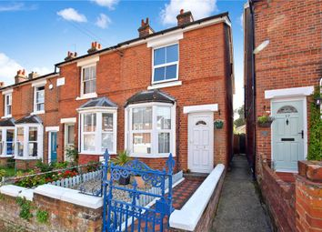 Thumbnail 3 bed end terrace house for sale in Stanley Road, Halstead, Essex
