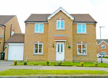 4 bed detached house for sale in Bracken Court, South Hykeham, Lincoln LN6