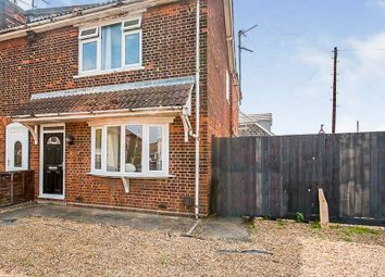 Thumbnail 4 bed end terrace house for sale in Norwood Road, March