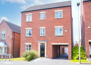 Thumbnail 4 bed detached house for sale in Gadbury Fold, Atherton, Greater Manchester