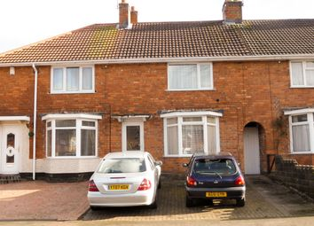 Thumbnail 1 bed terraced house to rent in Ashbrook Road, Birmingham