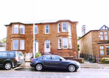 Thumbnail 4 bedroom semi-detached house for sale in 141 Newark Street, Greenock