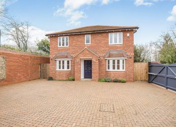 Thumbnail 4 bed detached house for sale in Amersham Road, Chalfont St Giles