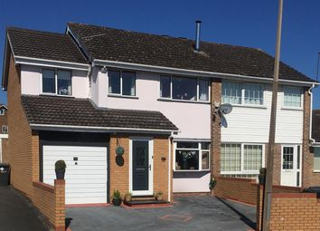 Thumbnail 5 bed semi-detached house for sale in Abberley Avenue, Stourport-On-Severn
