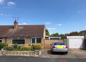 Thumbnail 2 bed bungalow to rent in Camelford Close, Stafford