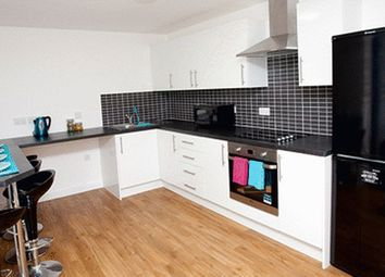 Thumbnail 4 bed flat to rent in Lower Loveday Street, Birmingham