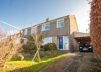 Thumbnail 3 bed semi-detached house for sale in Broadhill Close, Broad Oak, Heathfield, East Sussex
