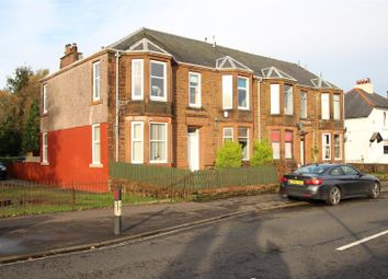 Thumbnail 1 bed flat for sale in East Main Street, Darvel