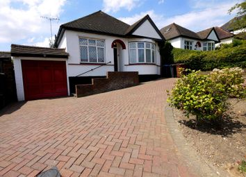 Thumbnail 3 bed detached bungalow to rent in Plough Hill, Cuffley, Potters Bar
