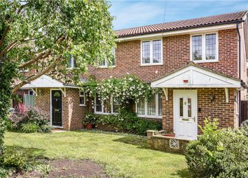 Thumbnail 3 bedroom semi-detached house for sale in Eton Court, Staines-Upon-Thames, Surrey