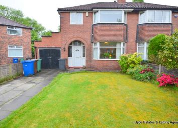 Thumbnail 3 bed semi-detached house to rent in The Drive, Prestwich, Manchester