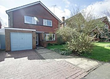 Thumbnail 4 bed detached house for sale in Archer Close, Kings Langley
