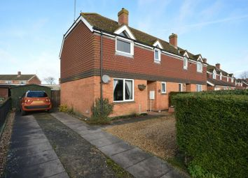 Thumbnail 3 bed semi-detached house for sale in Stanbridge Close, Haddenham, Aylesbury