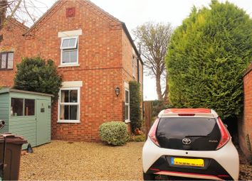 Thumbnail 3 bed link-detached house for sale in Northons Lane, Spalding